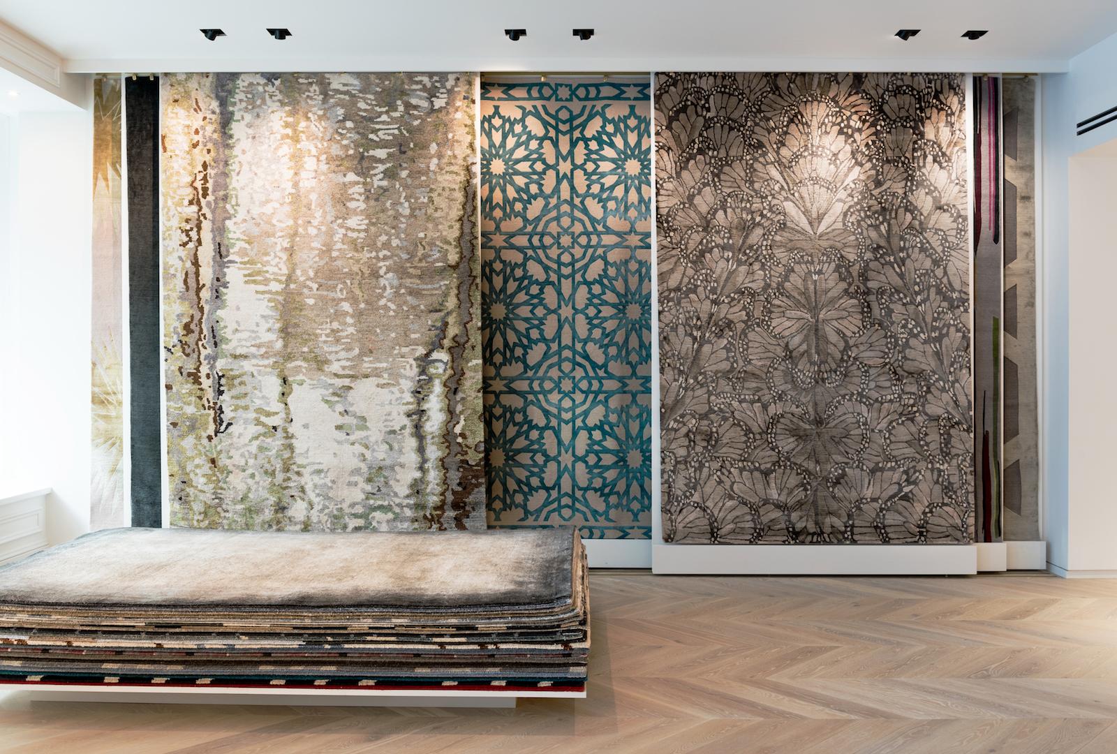 Walls of Textiles