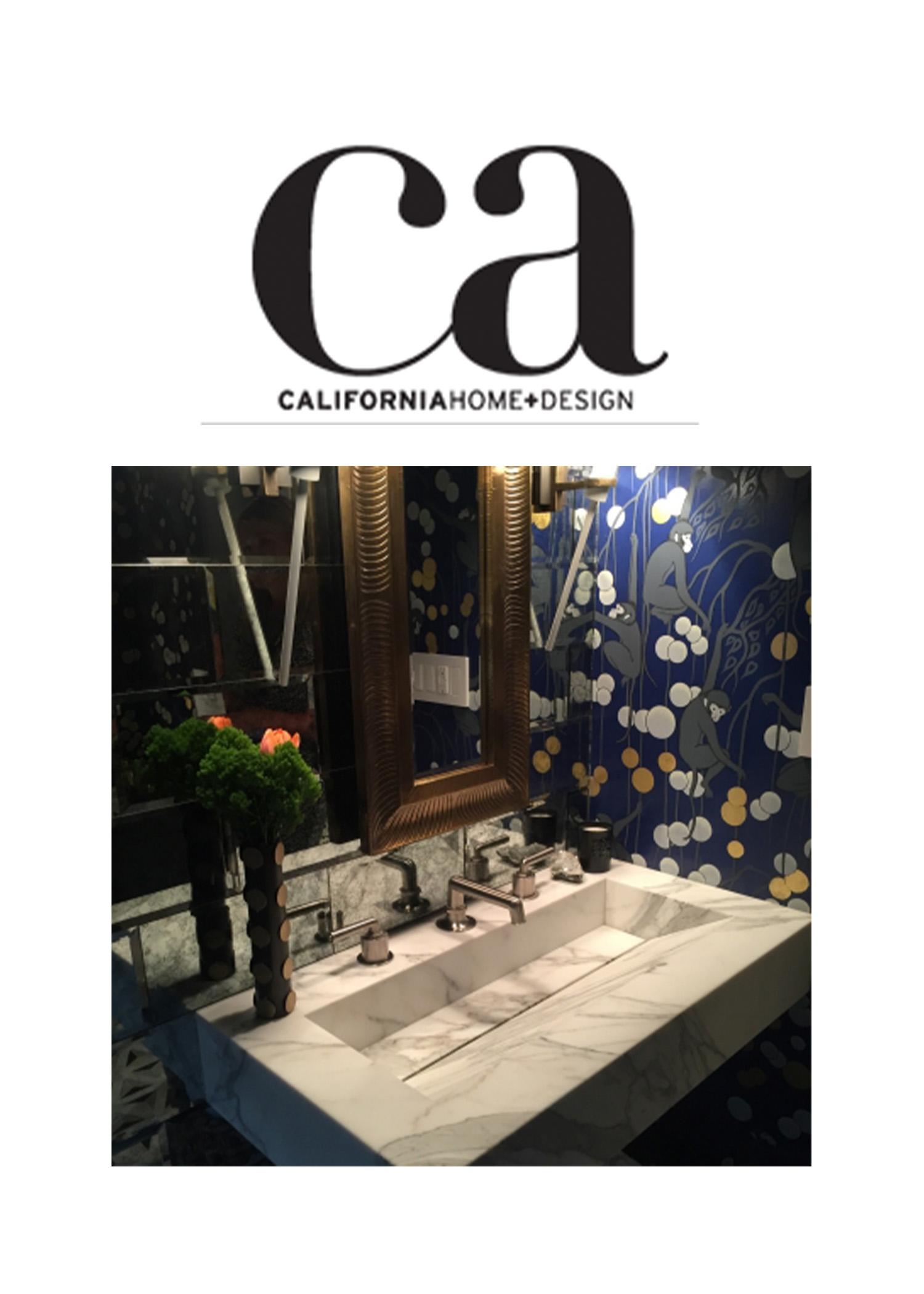 CALIFORNIA HOME+DESIGN