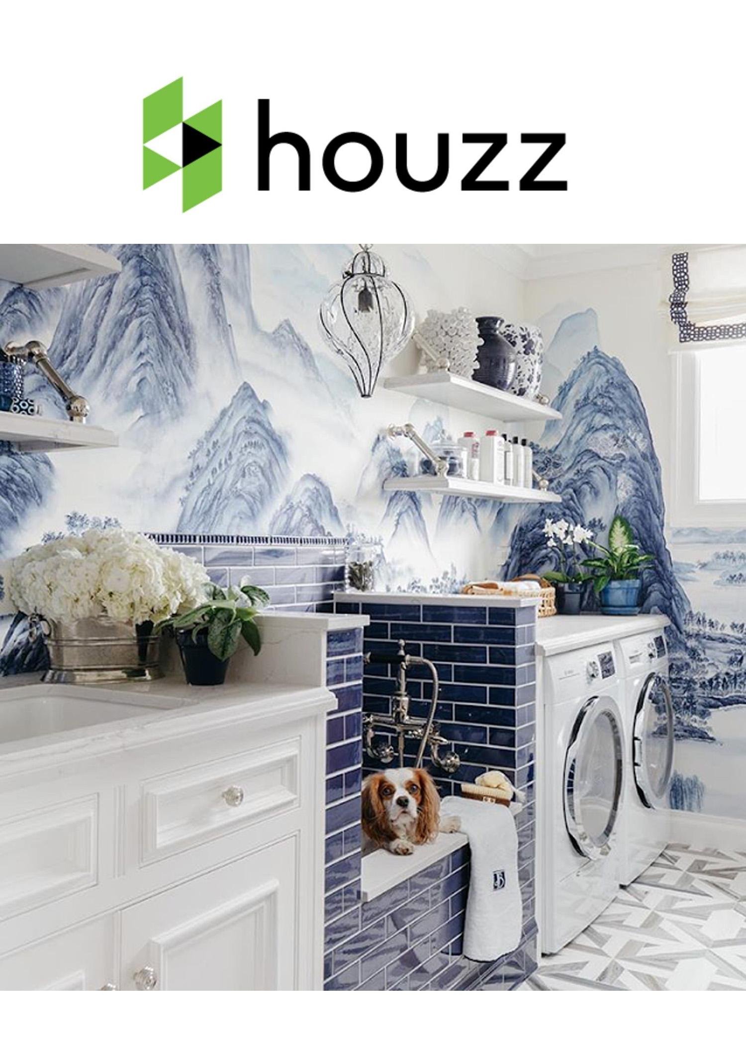 HOUZZ- BEST LAUNDRY ROOMS