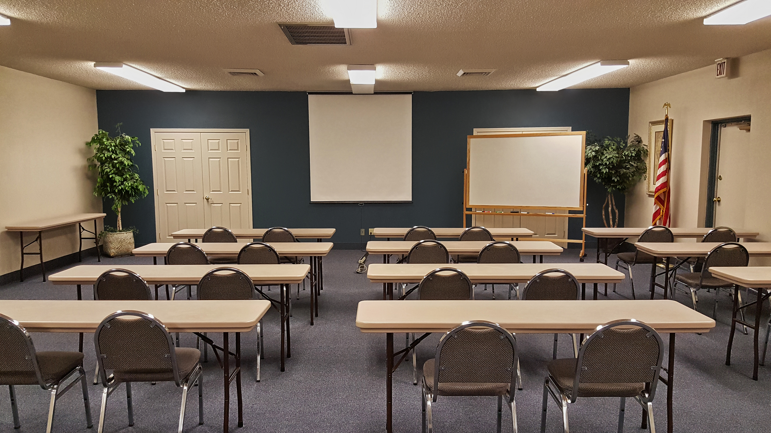 West Classroom