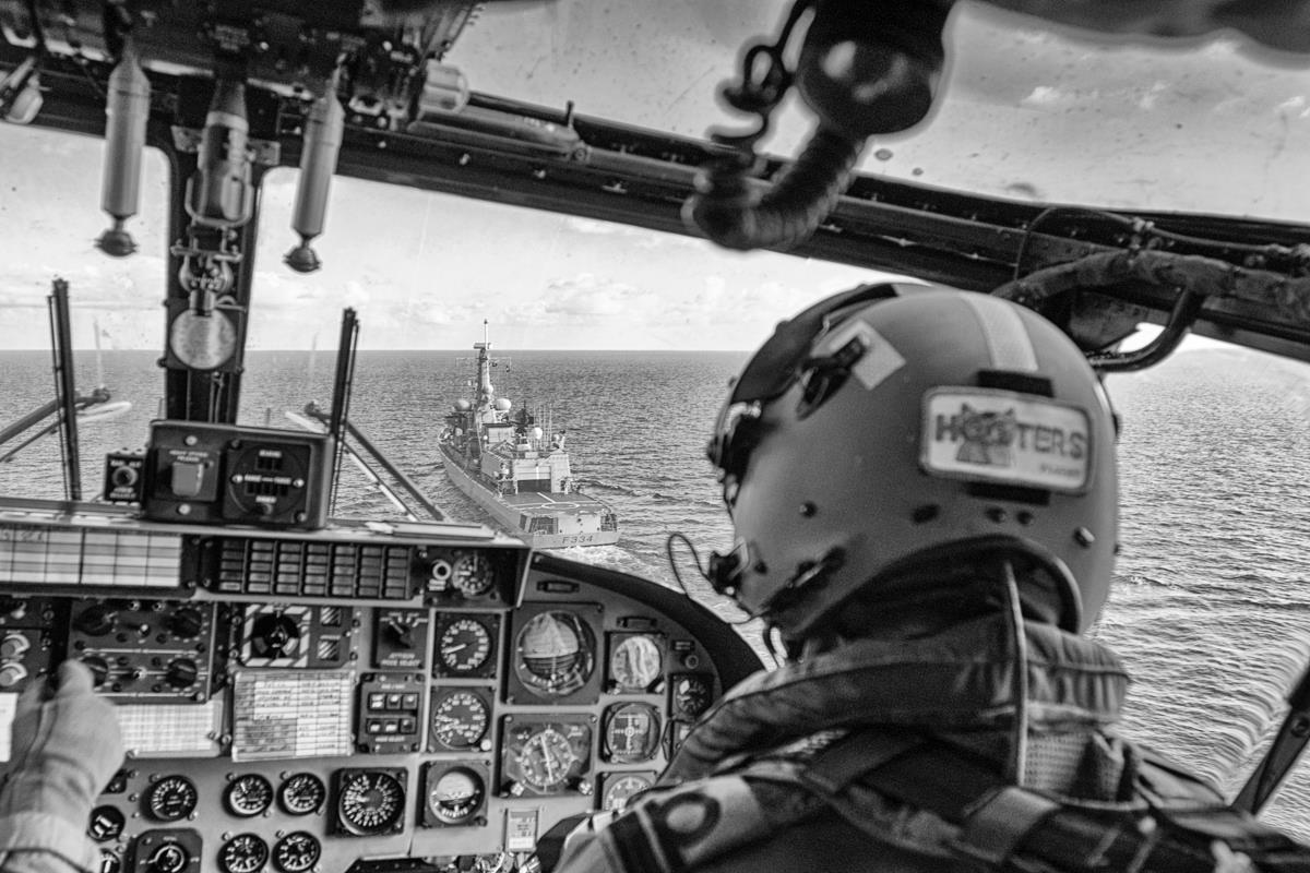 Foto: J. Parracho (Marinha Portuguesa)