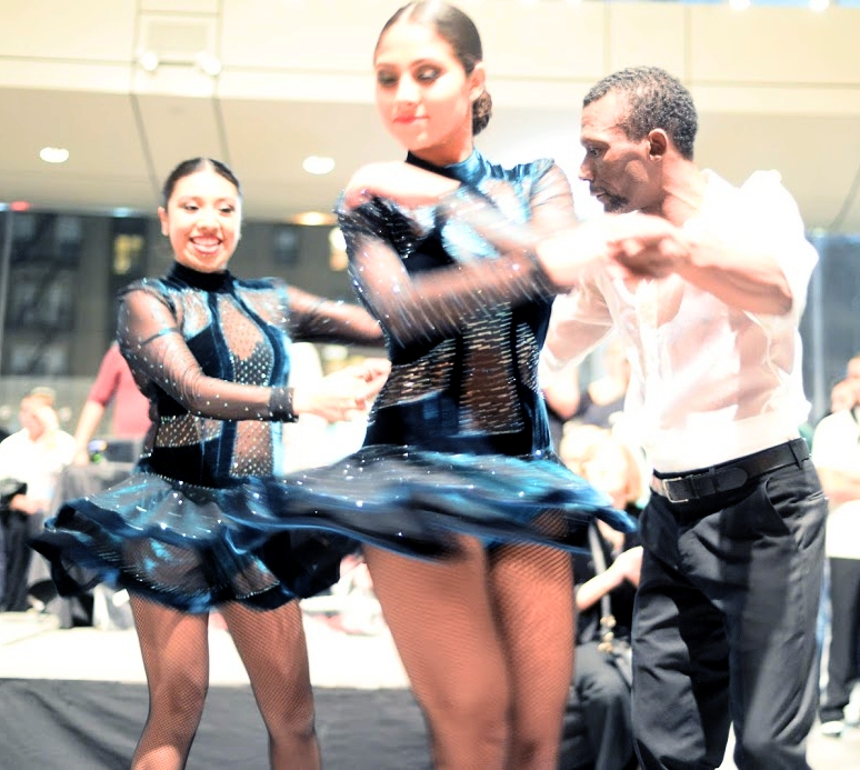 Balmir Hustle Dance Classes
