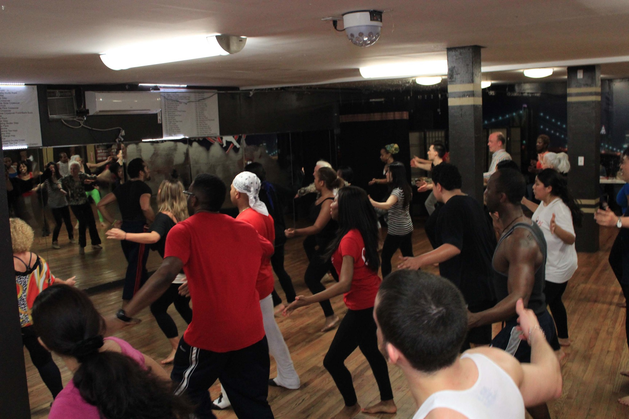 Balmir Dance Studio In Brooklyn