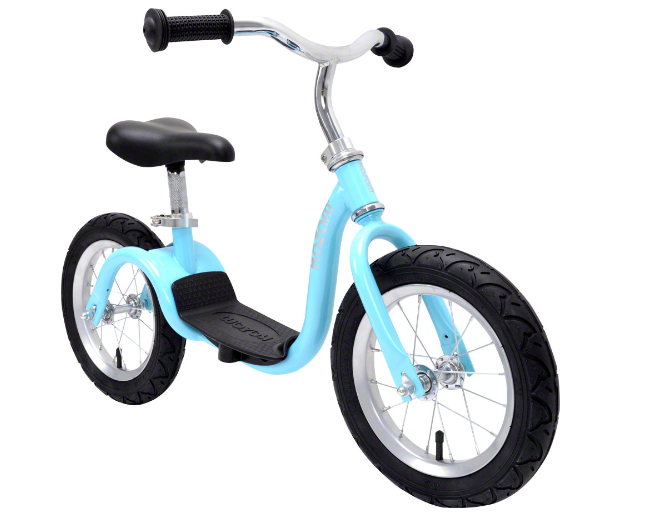KaZAM V2s   A new and improved frame design with ergonomic footrest! Easy step-in frame, lighter in weight. This model offers air-filled tires for stability and traction.