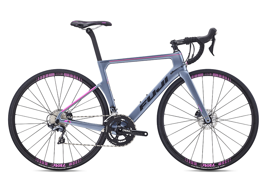 Fuji Supreme 2.3   Developed with the input of Fuji's pro women racers the Supreme incorporates the best materials and design technologies of Fuji's top-of-the-line carbon road platforms into a women's- specific package that combines superior handling, comfort and stiffness with optimum fit.
