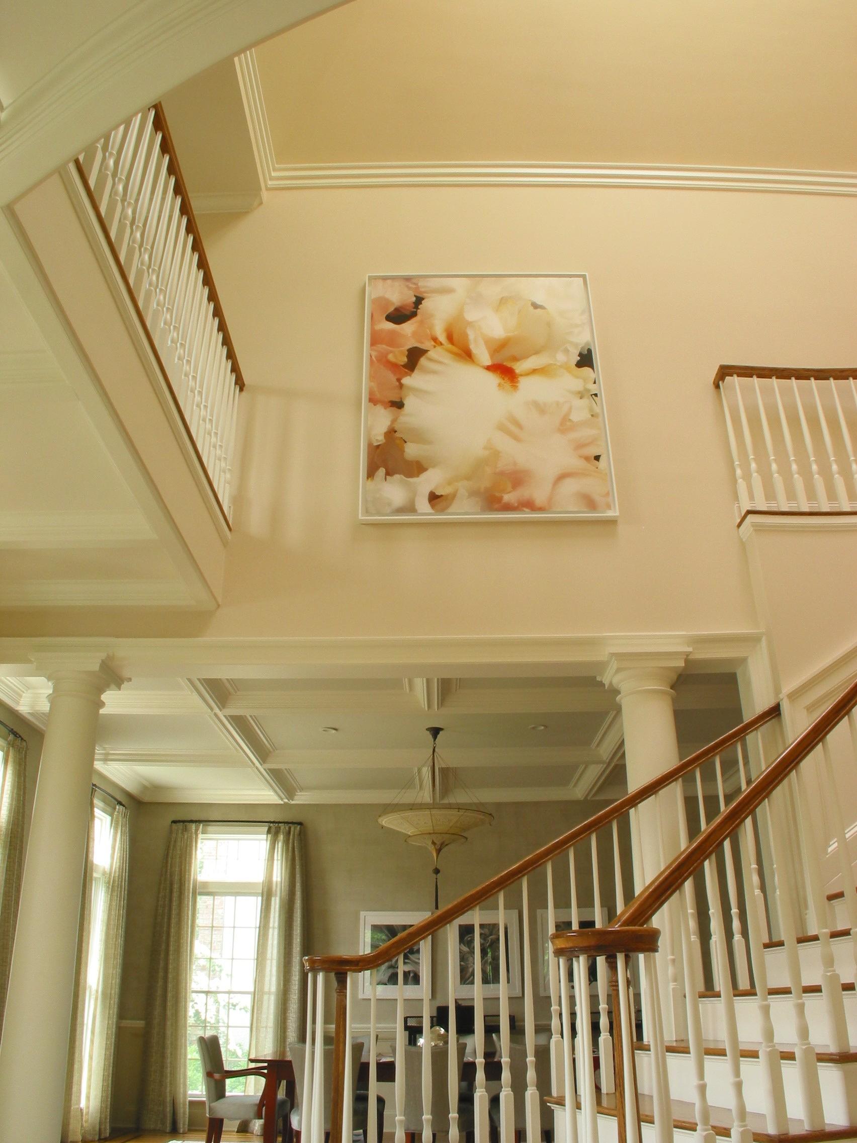 Calming foyer