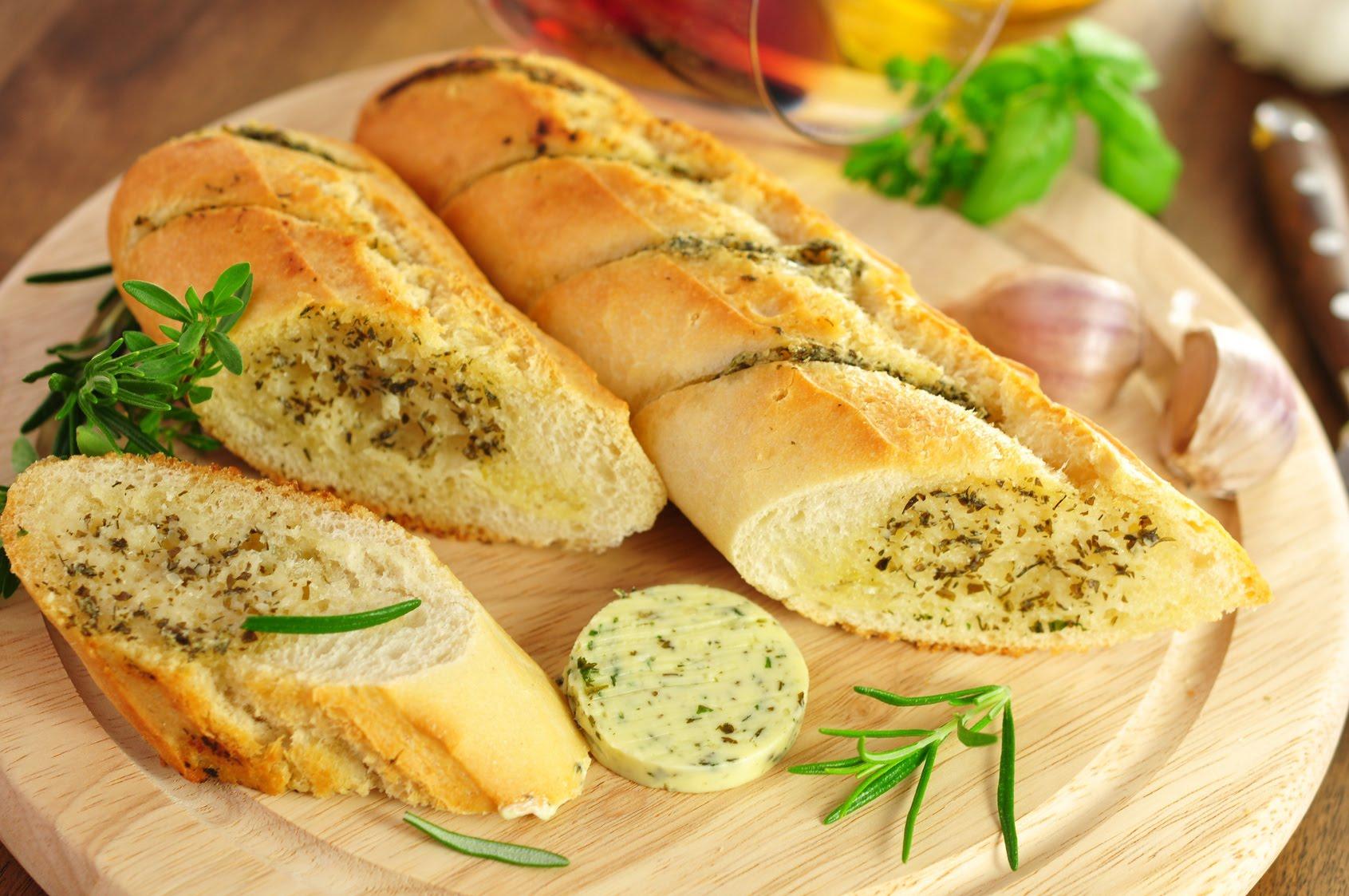 Tony's Garlic Bread