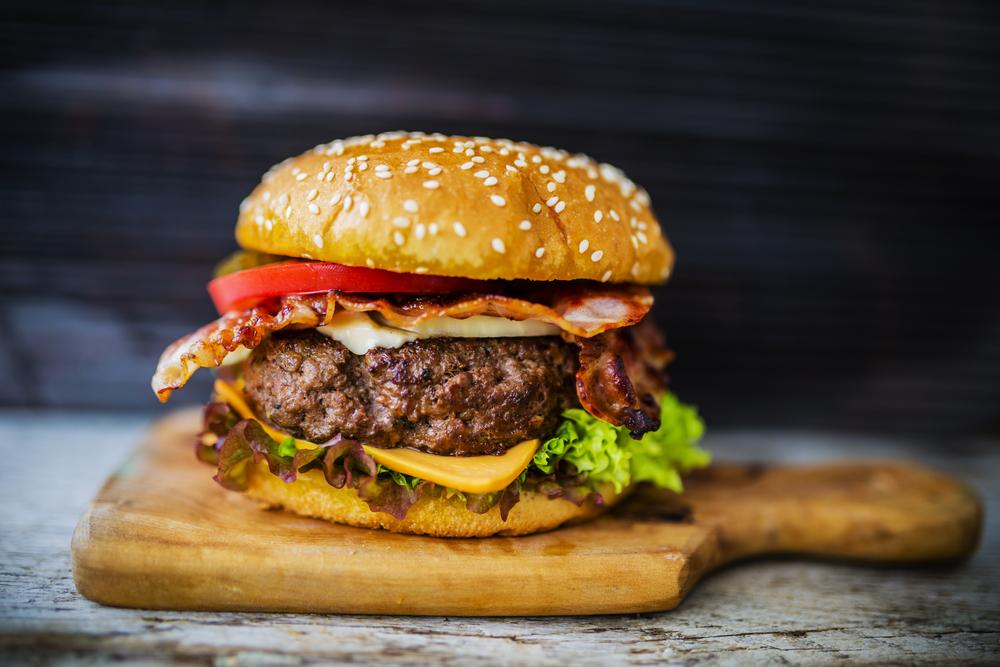 Best Grilled Juicy Burger