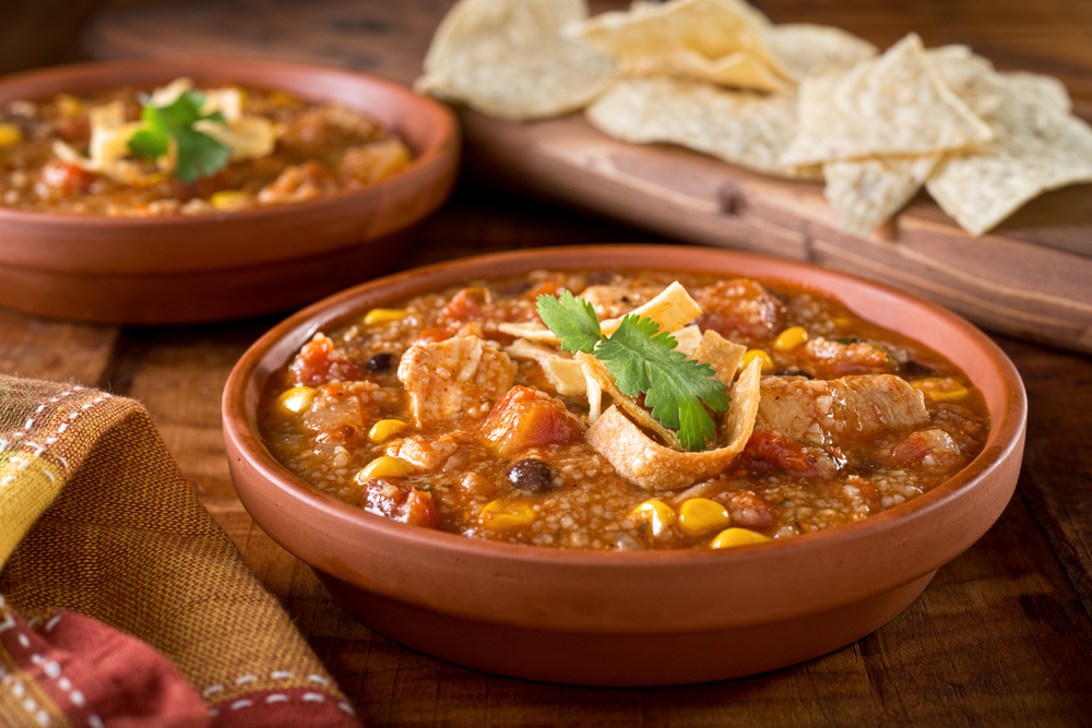 Coming Soon - Chicken Tortilla Soup