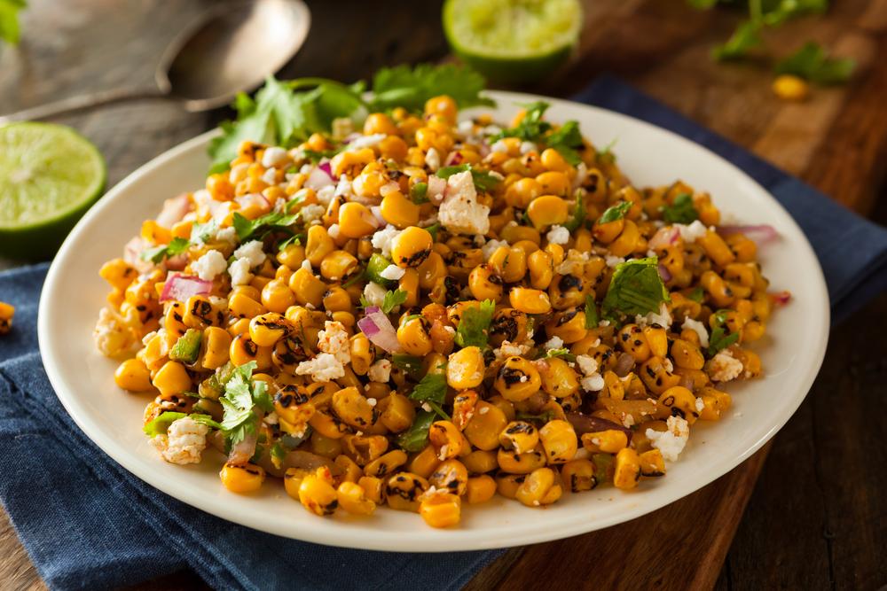 Coming Soon - Roasted Corn Salad