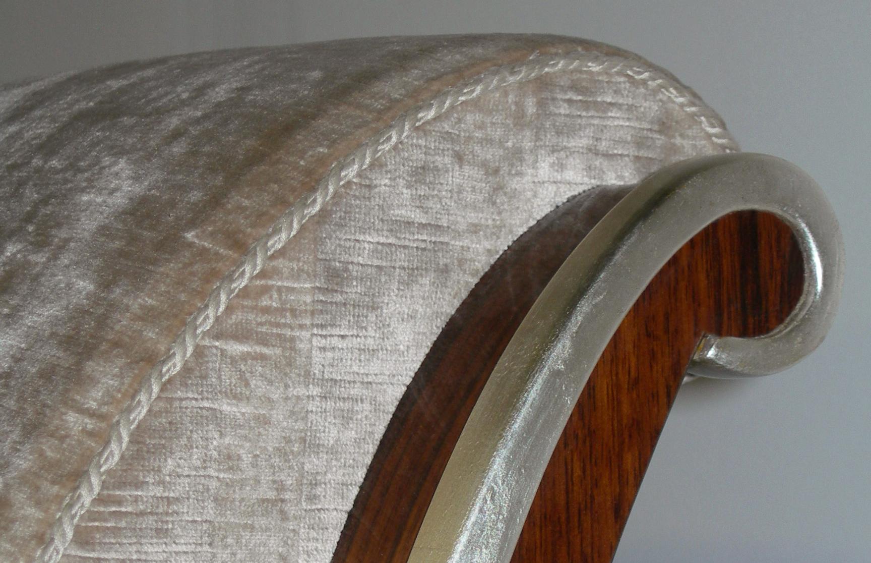 Headboard detail