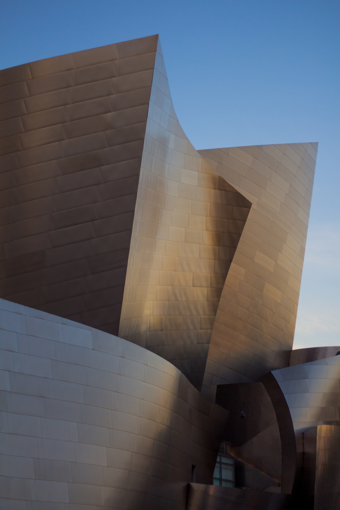 Walt Disney Concert Hall, Los Angeles, CA