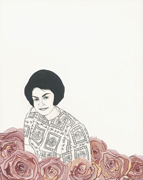 8.Maria Jose y Rosas 2003.jpg