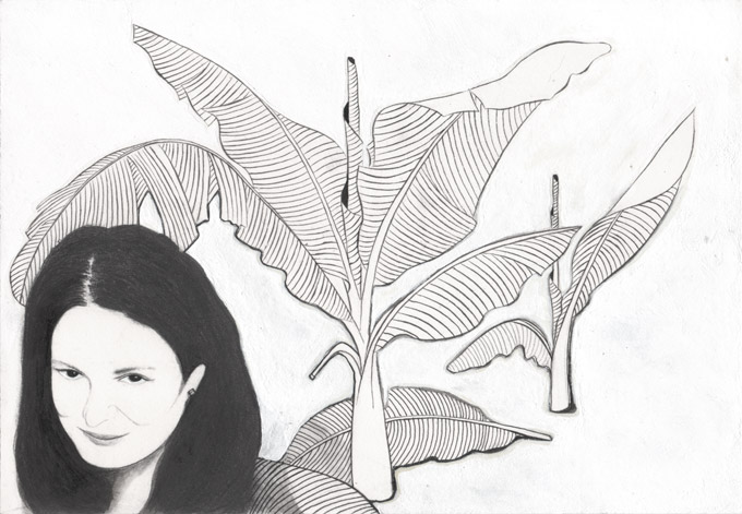 3.Marcella 2008. Graphite & Goauche on paper. 10 x 7%22 jpg.jpg