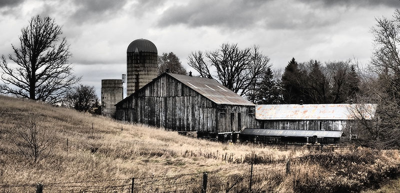 Ayr, Ontario landscape photography rural image Susan Arness