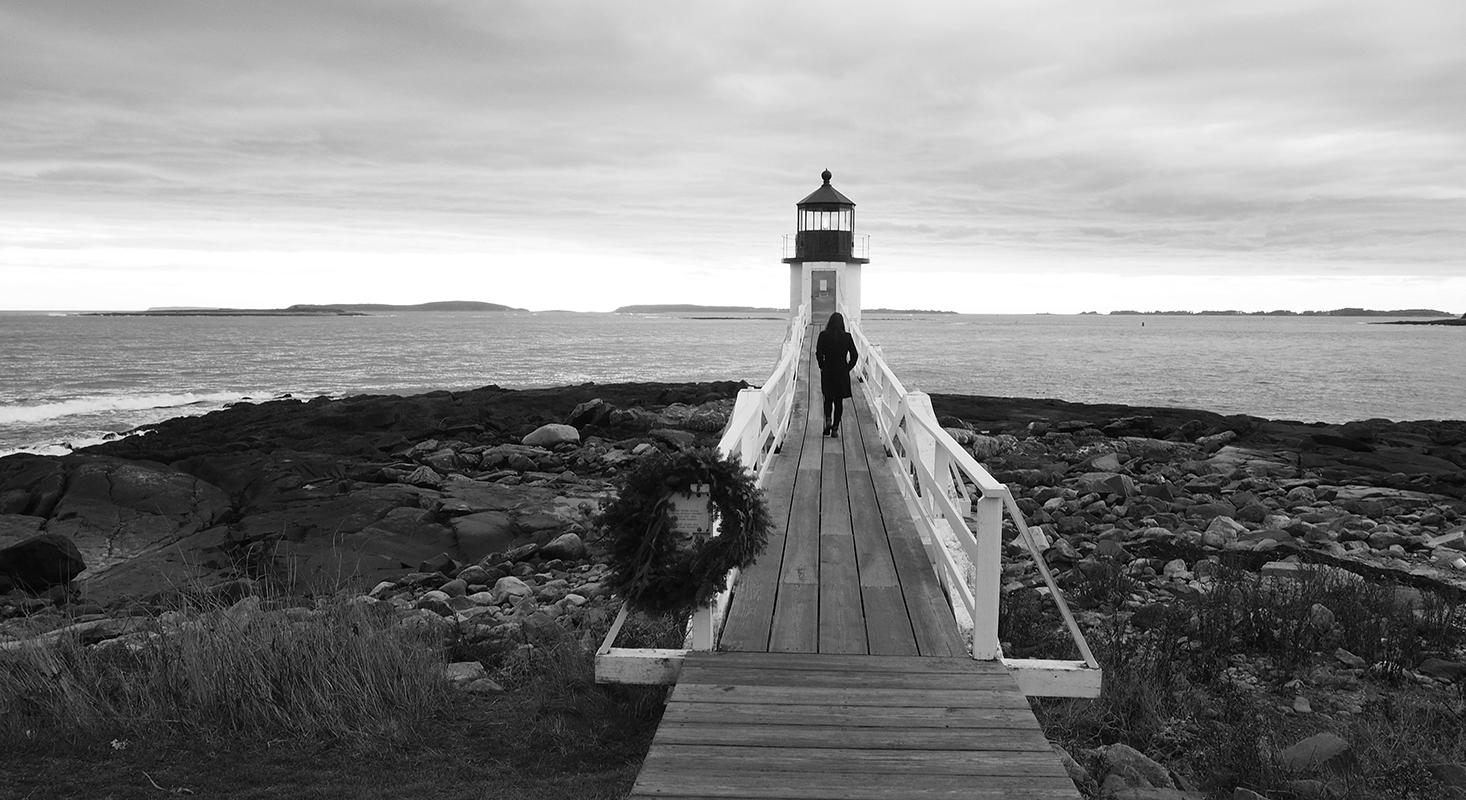 Point Marshall Lighthouse, Port Clyde, Maine 2016