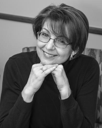 Portrait by Susan Arness