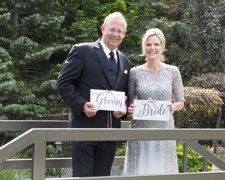 small wedding photos