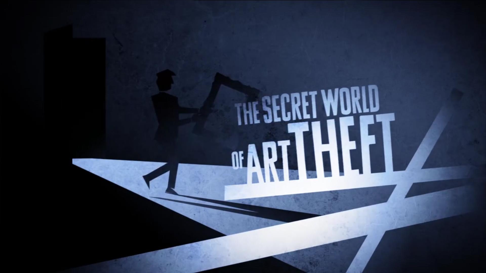 SECRET WORLD OF ART THEFT / BBC2