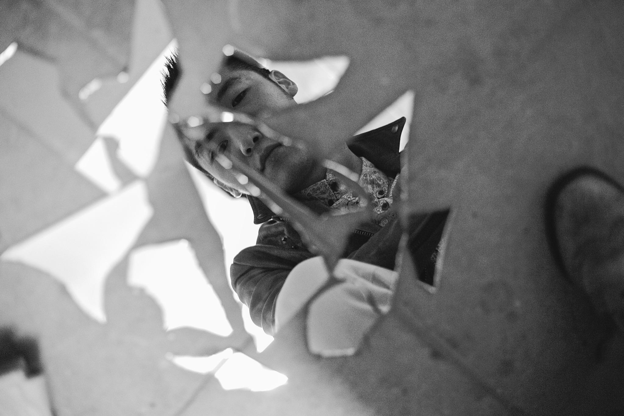 Antynote Broken Not Broken Album Art
