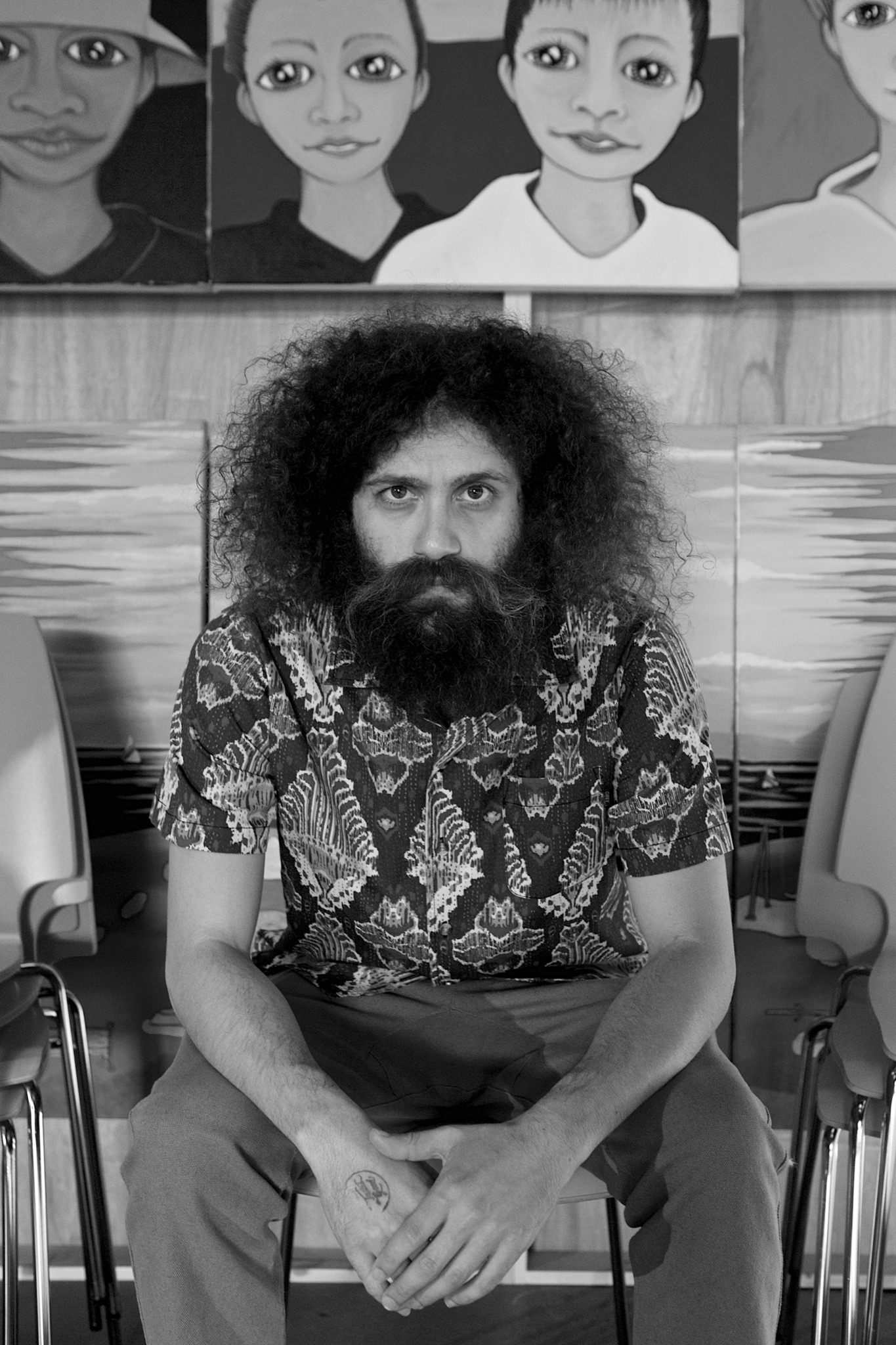 Gaslamp Killer Portrait