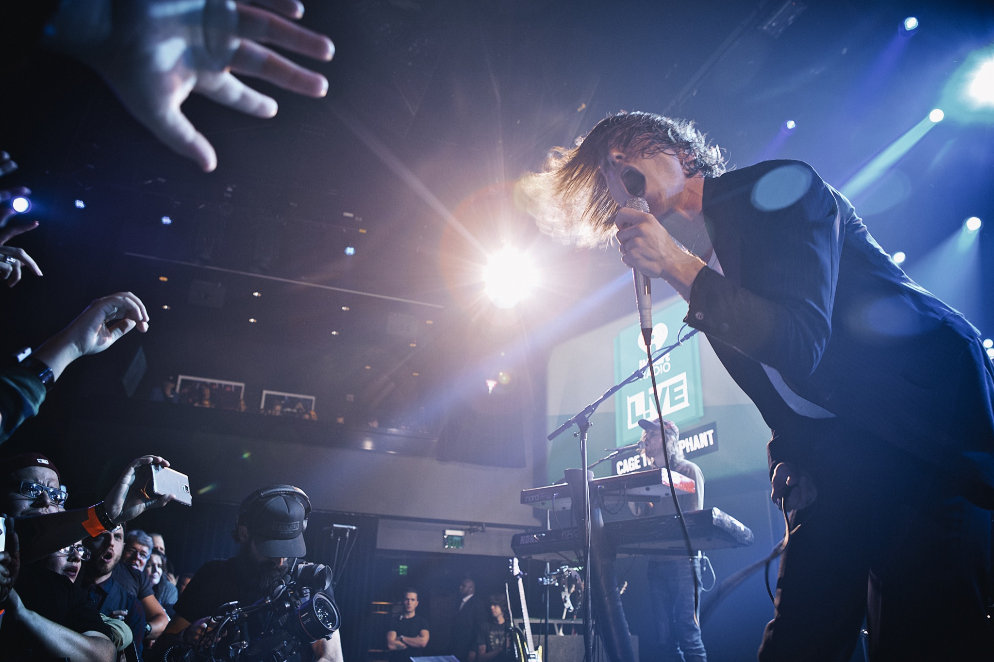 Cage The Elephant at iHeartRadio