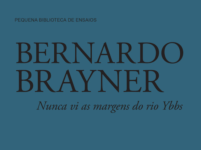 Bernardo Brayner:   Nunca vi as margens do rio Ybbs