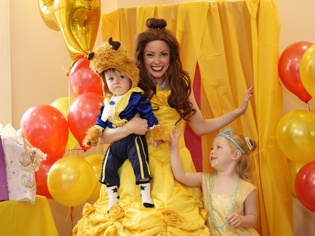 Perfect Princess Party - 60 minutes - $175 (including tax, up to 12 children)90 minutes - $195 (including tax, up to 12 children)Princess Arrival: Meet and Greet with your party guests!Dress-up: Tutus, Capes, Crowns, Necklaces (alternative boy costumes can be included).Princess Parade: A princess etiquette lesson lead by your favourite character to be performed for the royal court!Mini Makeovers: Makeup, Nail Polish applied by your character (tattoos may be included for boy guests as an alternative).Games: Traditional Party favourites like hide and seek, duck duck goose, doggie doggie whose got your bone, what time is it Mr.Wolf and Freeze Dance, but with our own princess twist!Craft: Paper Crowns with assorted gems, markers and decorations OR princess puppets with assorted games, markers and decorations (this is dependent on what is available in the shop).Singalong Song: A short singalong in the theme of your party lead by the princess.Coronation: Birthday Song and small Gift Presentation to the birthday guest.If requested, time can be allocated to photos and birthday cake singing.Costume Gowns can be added for an additional fee.