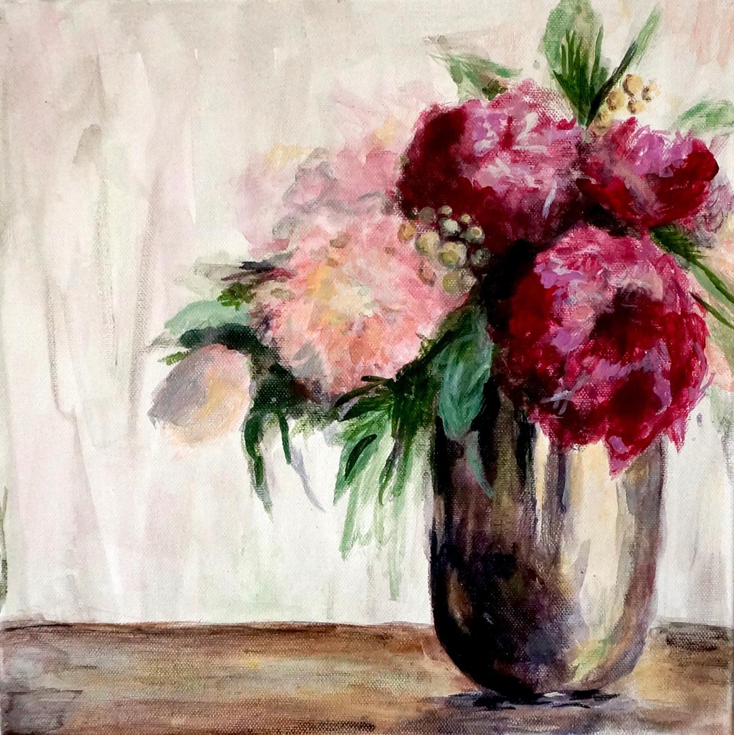 F - Golden August _ Flowers_ Peony_ Kaitlin Merchant Davison Art - 1500.jpg