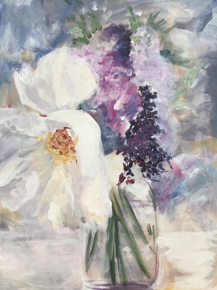Worlds Colliding Kaitlin Merchant Davison Flower painting kdmerchant LR.jpg