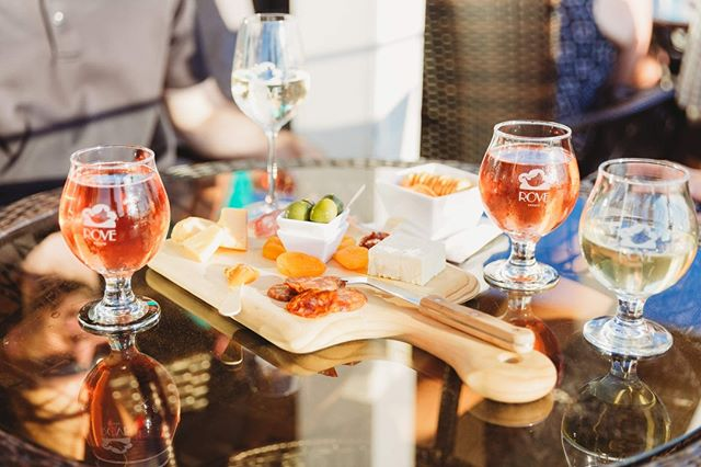 Hooray, It's 🐫 day!  Join us on the #highestpoint and take advantage of our all day happy hour! 20% off FLIGHTS, FOOD and GLASSES! 🍷🙌😲⠀ .⠀ .⠀ .⠀ 📸 @capturedbygracephotographytc ⠀ .⠀ #WineWednesday #humpday #charcuterieboard #winetime #leelanaupeninsula #traversewinecoast #happyhour #patiovibes #local #roveestate