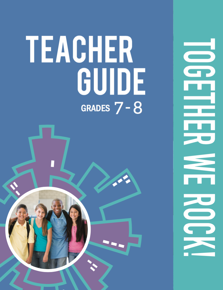 Teacher Guide Grades 7 to 8
