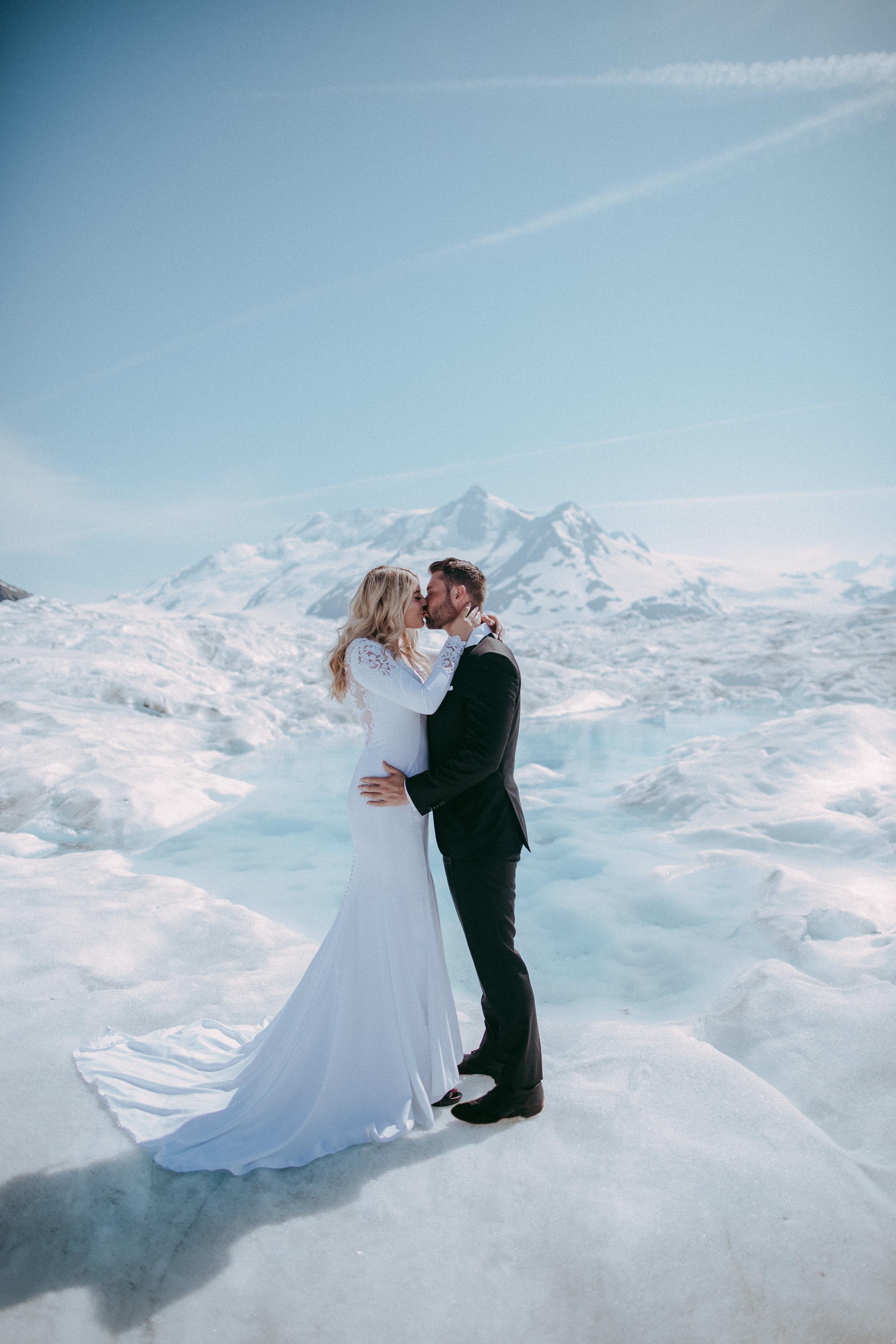 Aaron & Kylie - Girdwood, Alaska 2019