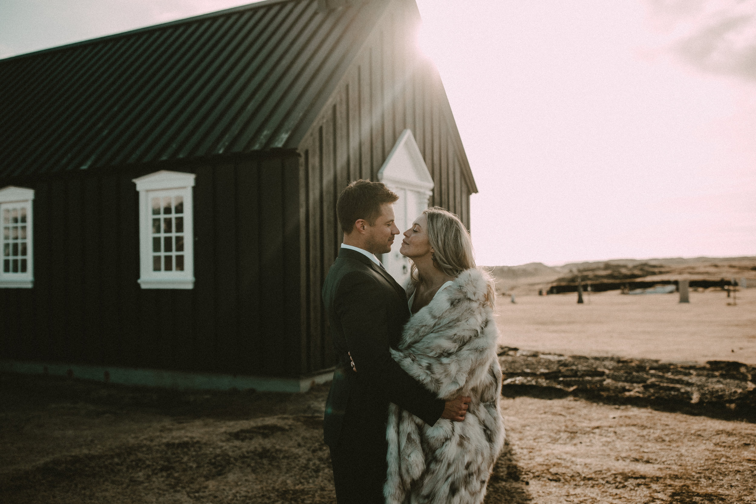 Loral & Brian - Iceland 2019