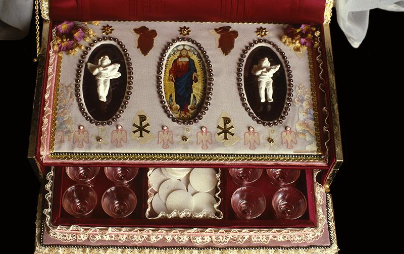 Communion (unknown title), detail