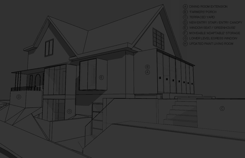 BRICK HOUSE - phase : concept