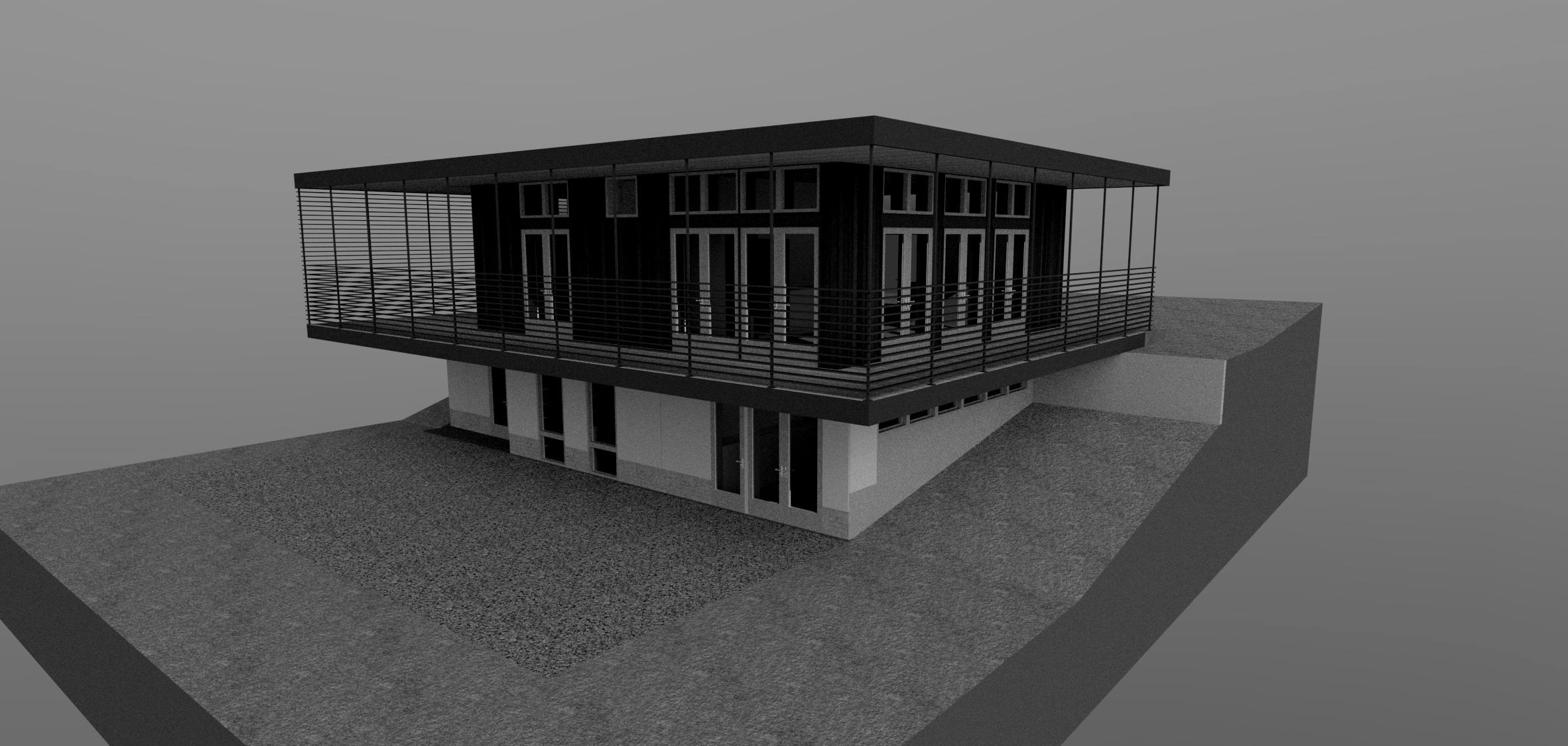 RESIDENCE M - phase : schematic design