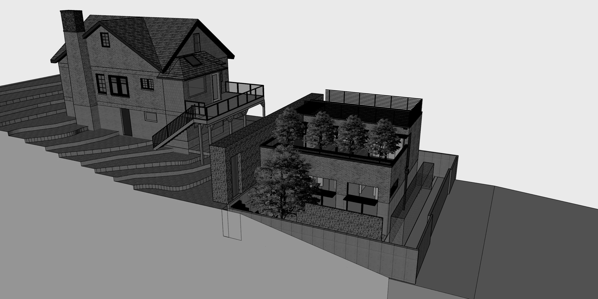 MAGNOLIA DADU - phase : schematic design