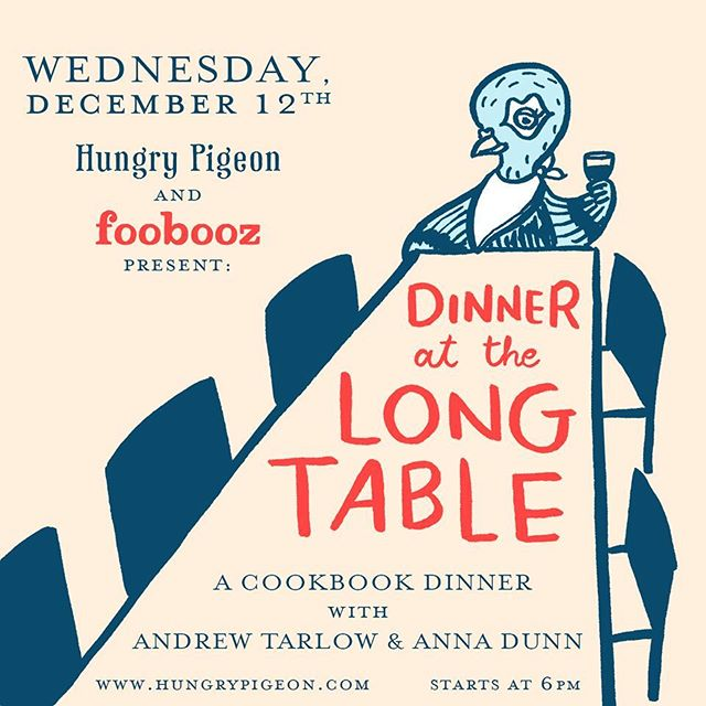 Getting excited for this! Philadelphia come hang at The Long Table with us and the sweet kindred spirits and kind hosts @hungrypigeonphilly and @foobooz !!! 🍽🍾🦜💫