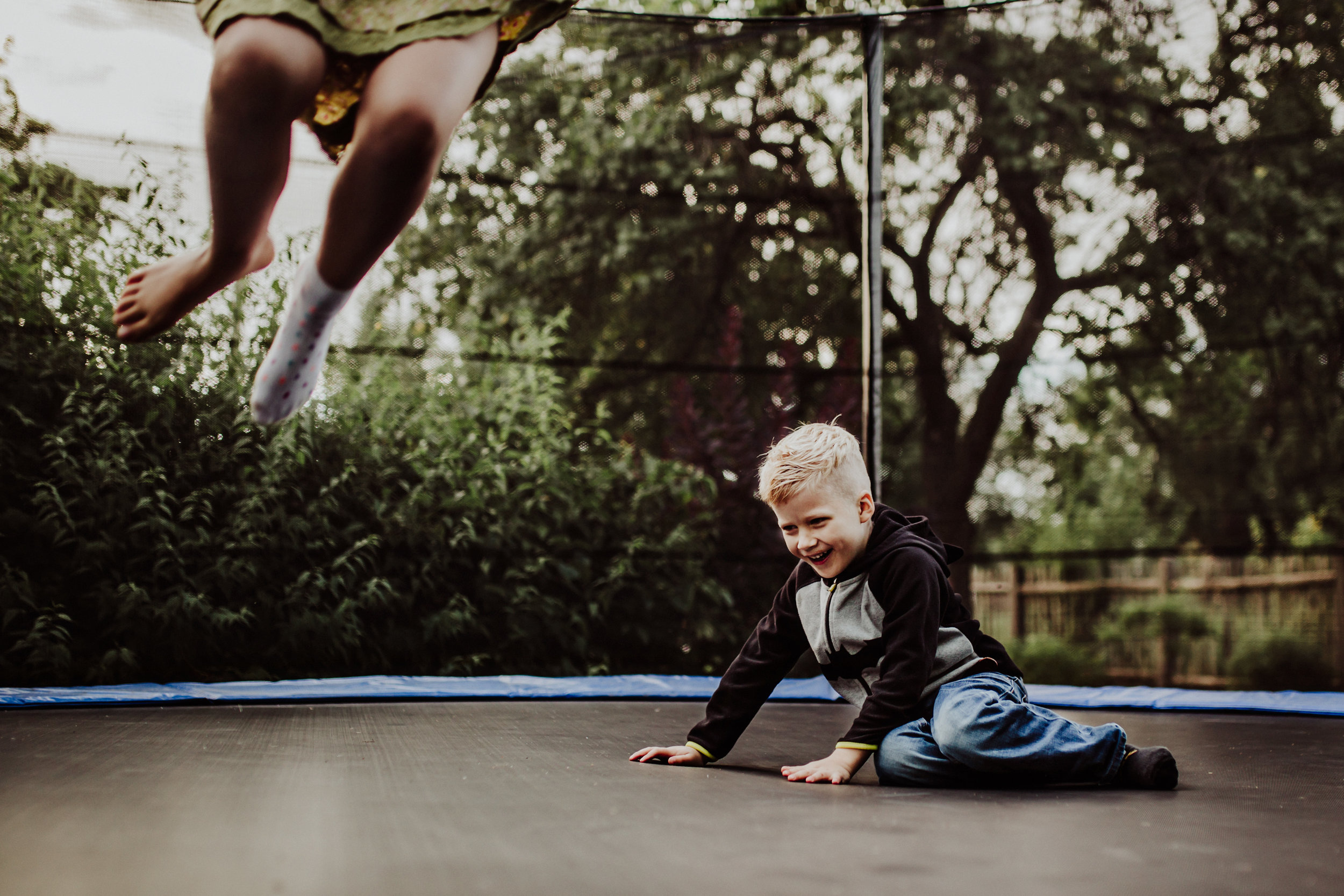Lifestyle dokumentarische Kinder- & Familienfotografin