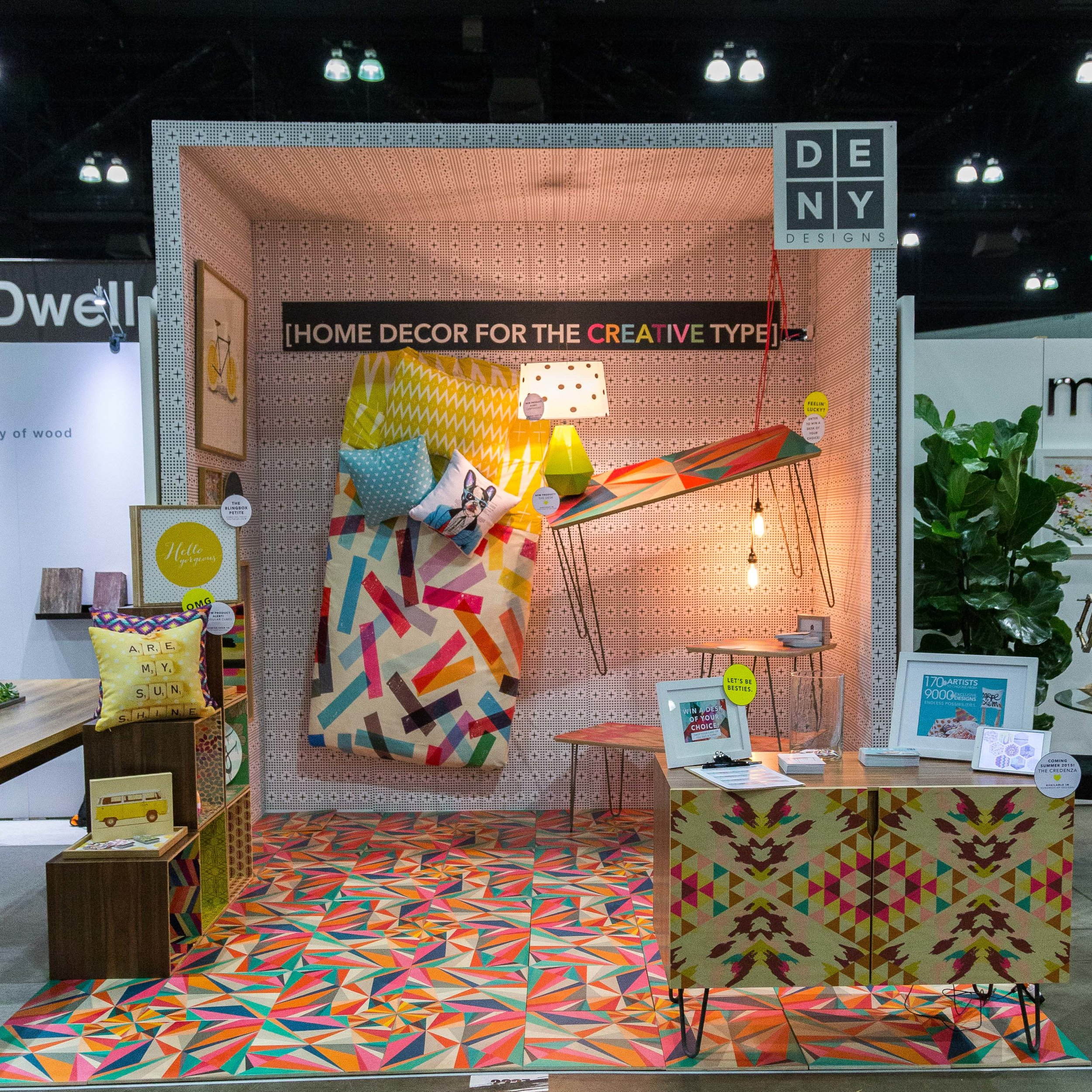 DENY Booth Design