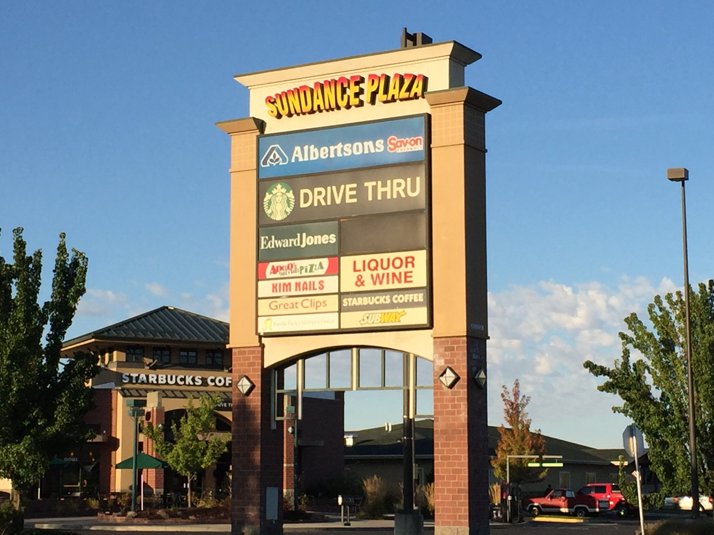 Local Shopping Center