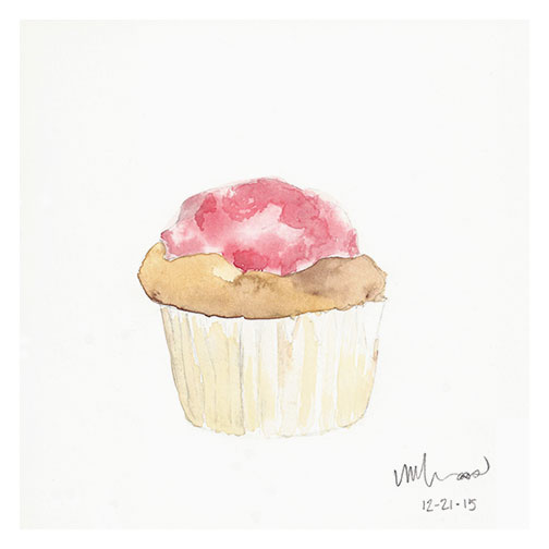 monica loos // cupcake