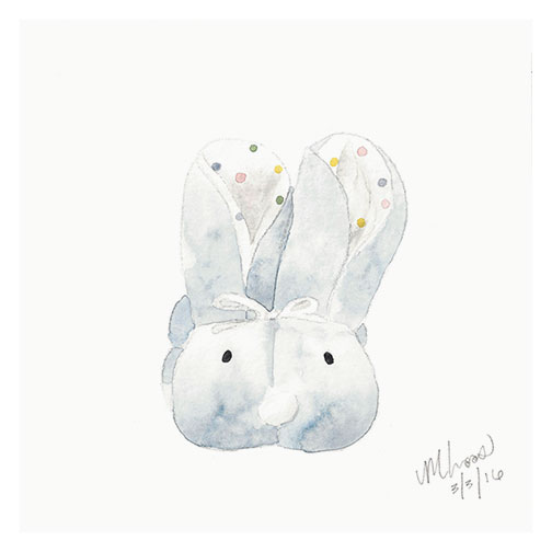 Ice Bunny