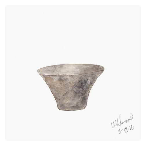 Ceramic Sake Cup