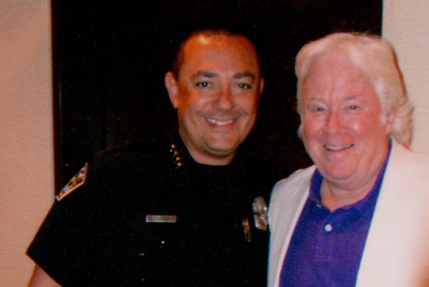 Former Austin Chief of Police, now Houston Police Chief Art Acevedo