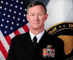 Admiral William H. McRaven, Ret.