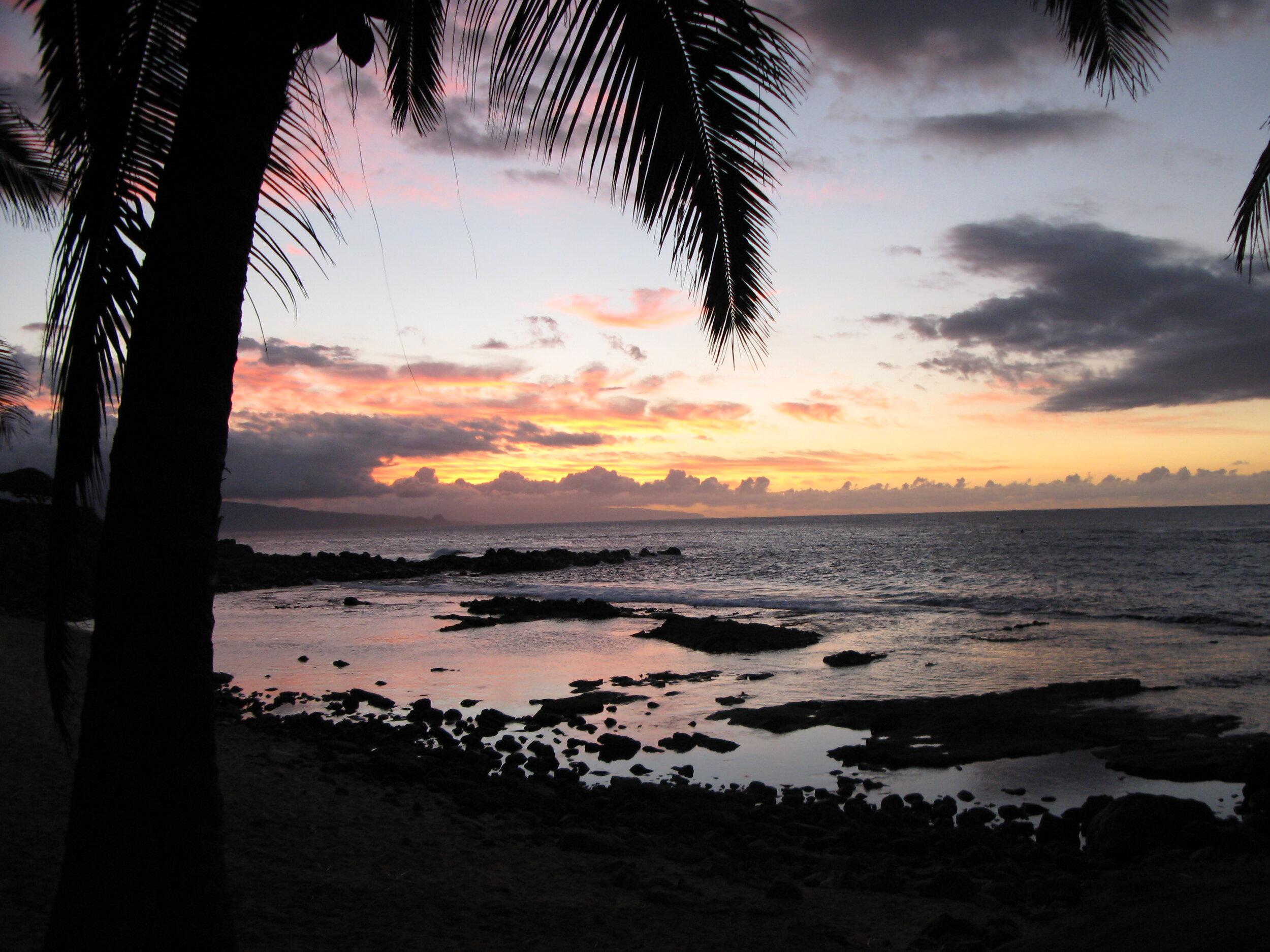 Mama's Fish House…Maui, Hi…