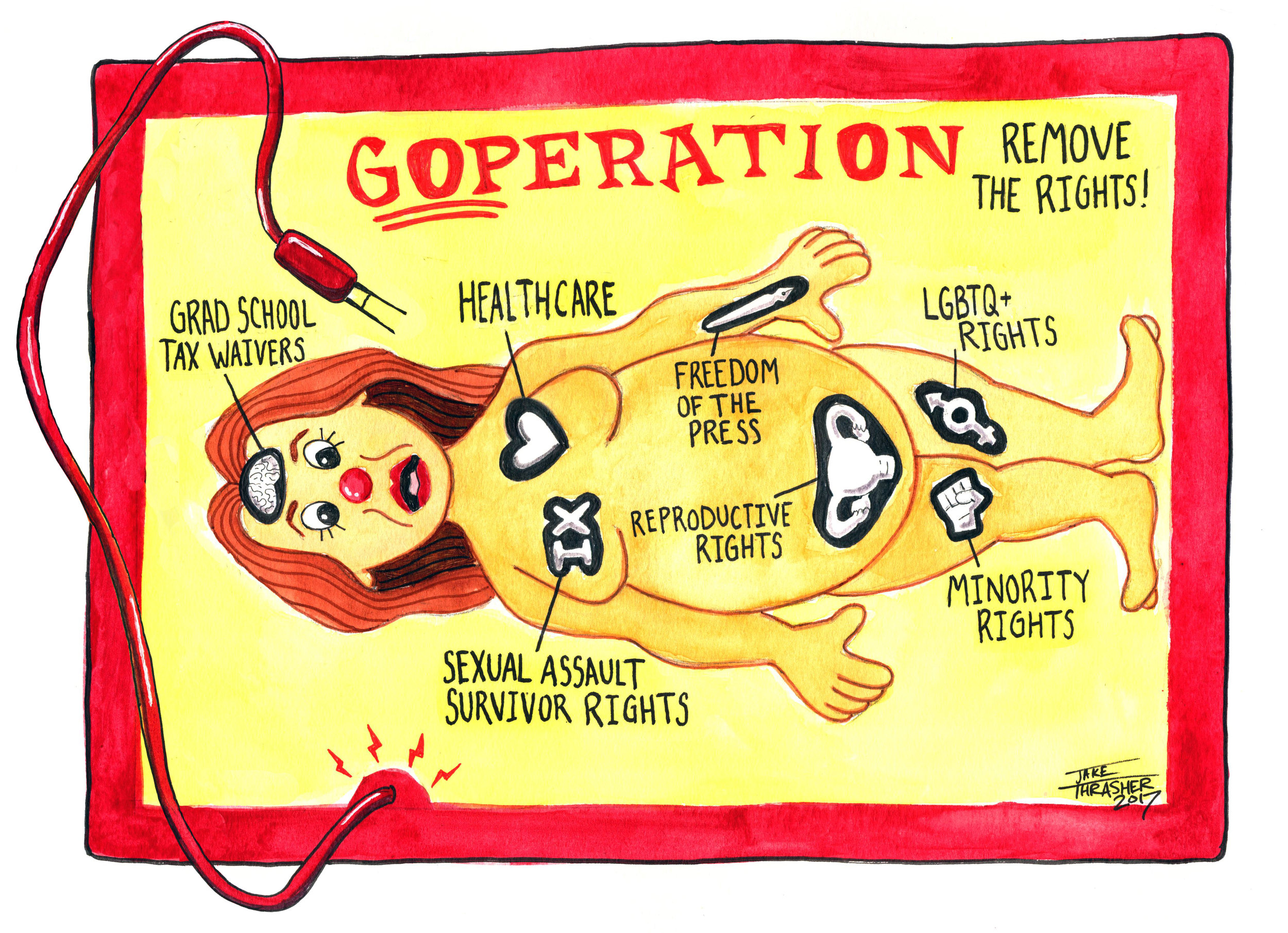 GOPeration (The DM Online) by Jake Thrasher