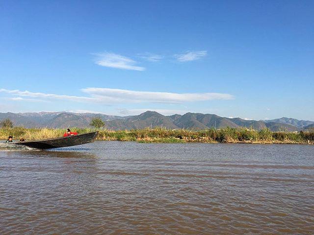 😍 #TBT #Myanmar #Burma #LakeInle #SouthEastAsia #sea #asia #fishing #fisherman #travel #travelgram #traveling #travelling #backpack #backpacking #mytravelgram #lake #burmese #natgeotravel #natgeo #boat #boatride #floatingmarket #exploring #longtailboat #tailboat #sham #travelphotography #instagram #iphone6s